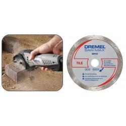 Disco de corte diamantado Dremel SM540