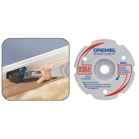 Disco de corte a ras Dremel SM600