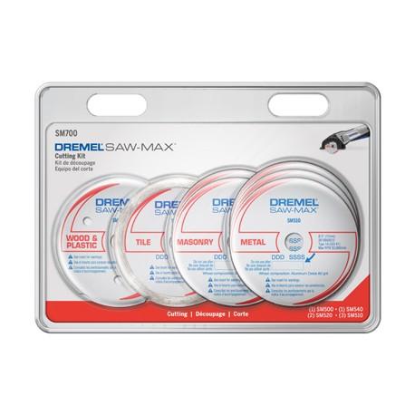 Kit corte 7 cc SAW-MAX Dremel SM700