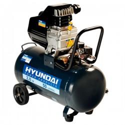 Compresor Monofásico 2HP 50L 115psi Directo HYUNDAI 78HYAC50D