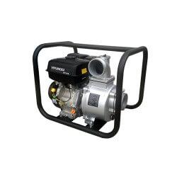 "Motobomba Gasolina 4""x4"" Partida manual Agua limpia HYUNDAI 78HY100"