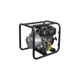 "Motobomba Diesel 3""x3"" Partida eléctrica Agua limpia HYUNDAI 78DHY80E"