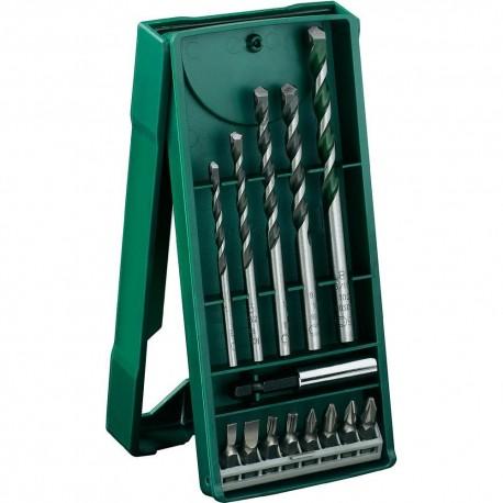 Set 14 piezas multipropósito y puntas X-LINE Bosch 2607017161