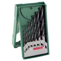 Set X-LINE 7 brocas madera Bosch 2607019580