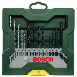 Set mini X-LINE MIXED 15 piezas Bosch 2607019675