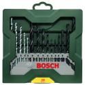 Set mini X-LINE MIXED 15 piezas Bosch 2607019675