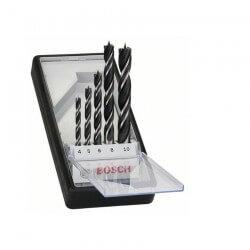 Set de brocas para madera 5 piezas ROBUST LINE Bosch 2607010527