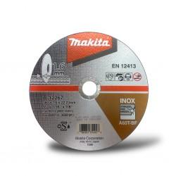 "Disco Abrasivo 7"" Corte Acero Inoxidable Makita B-12267"