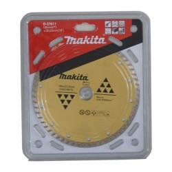 Disco Diamantado 180x2223mm Onda/Seco/Concreto Makita D-37611