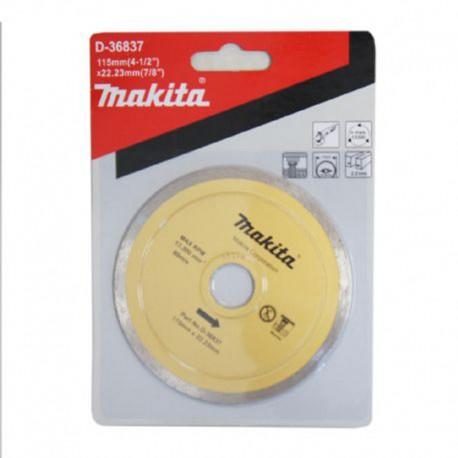 Disco Diamantado Borde Continuo 115x2223mm Makita D-36837