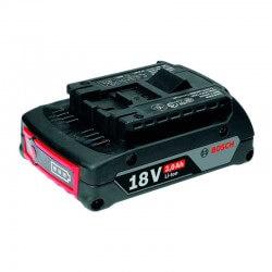 Batería 18 V 20Ah Bosch GBA 18 V 2.0Ah