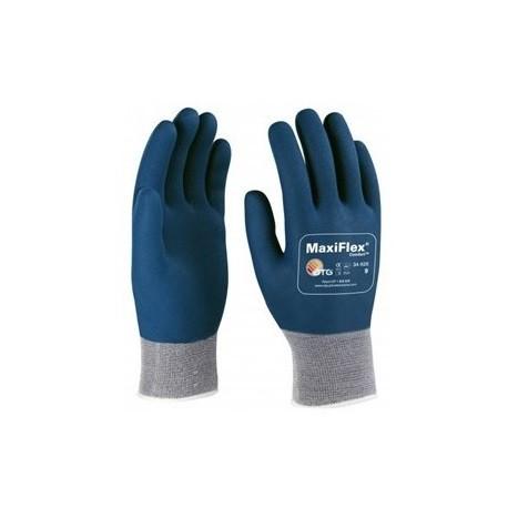 Guante Maxiflex Comfort Talla 9 ATG 2210160