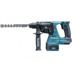 Rotomartillo SDS-PLUS 3 modos (sin batería) Makita DHR242Z