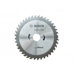 Disco de Sierra Circular ECO 254 MM 10 x 40 D Bosch 2608644335