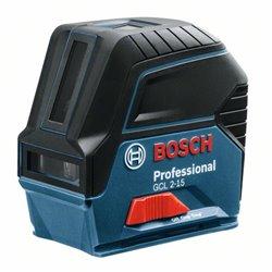 Nivel Laser de Líneas Combinado Bosch GCL 2-15