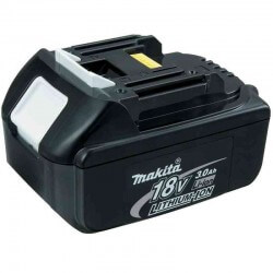 Batería 18-Volt 3.0 Ah LXT Lithium-Ion Makita BL1830