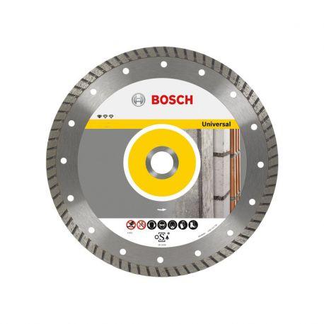 "Disco Diamantado Universal Turbo 4 1/2"" Bosch 2608602393"