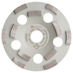 """Copa Diamantada de Desbaste Concreto 5"""" Bosch 2608602552"""