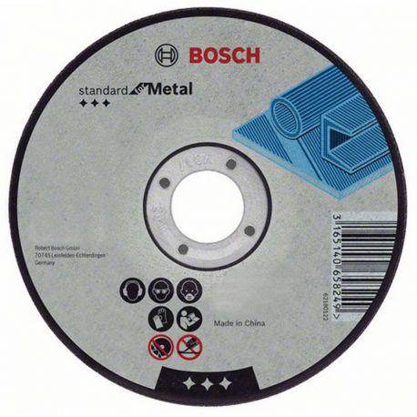 """Bosch Disco Corte Centro Deprimido 4 1/2""""x7/8"""" G30 Cod 2608603159"""