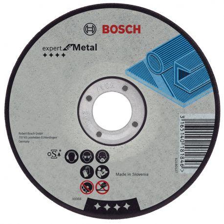 """Bosch Disco Corte Centro Deprimido 4-1/2""""x7/8"""" G30 Cod 2608600005"""