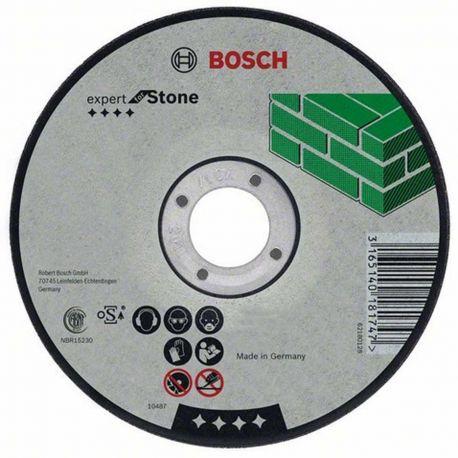"Bosch Disco Corte Piedra Recto 7"" Cod 2608600323"