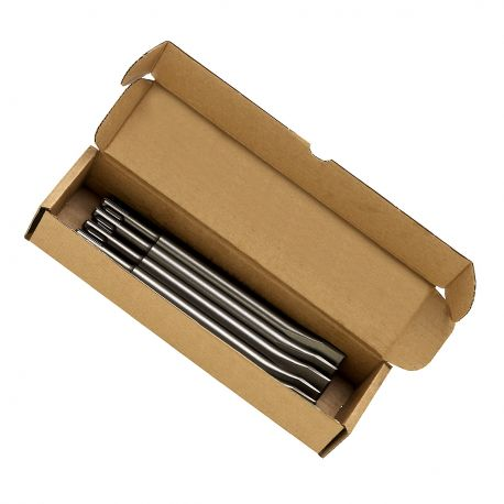Bosch Cincel SDS-PLUS Plano (Caja 10 Unid) Cod 2608690131