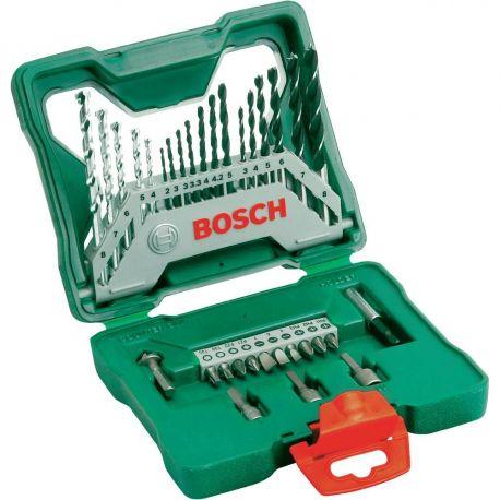 Bosch Set de Puntas y Brocas para Madera 33 Piezas Cod 2607019365