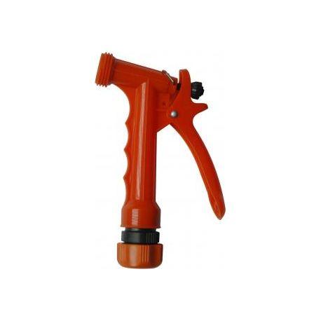 """Famastil Pistola de Riego con Conector de 1/2"""" - Auto servicio Cod HNBZ-006"""