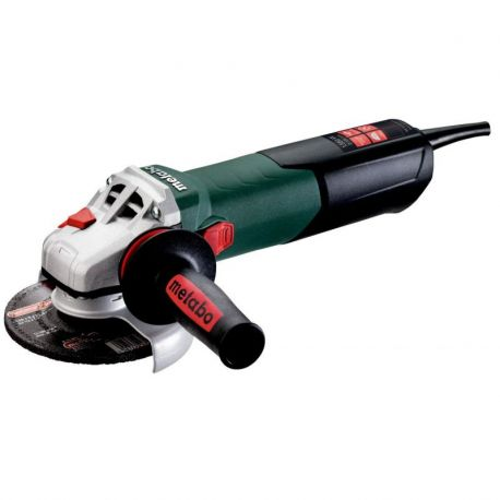 "Esmeril Angular 4 1/2""-5"". 1.550W. 2.000-7.600 r.p.m. Velocidad variable.Metabo WEV 15-125 Q INOX"