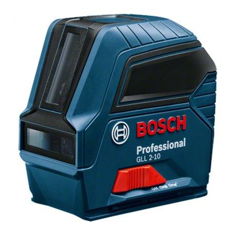 Nivel Láser de Líneas Cruzadas Bosch GLL 2-10