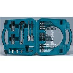 Set Accesorios 50 piezas Combinadas Makita D-42313-6