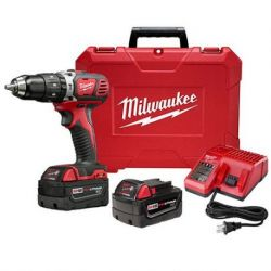 Taladro Inalámbrico 18V Milwaukee 2607-259C