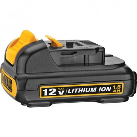 Batería Ion de Litio 12 V 40 min DeWalt DCB120-B2