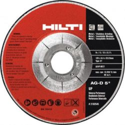 Disco de Desbaste 115x6.4 mm Hilti AG-D UP