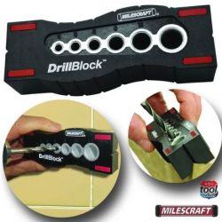 Bloque de Perforación DrillBlock Milescraft 13120103