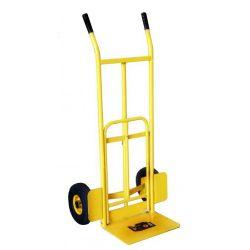 Carro de Carga color amarillo, 250 Kilos UyusTools CZU01Z