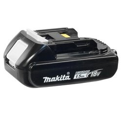 Batería BL1815N 18-Volt LXT Lithium-Ion Makita BL1815N