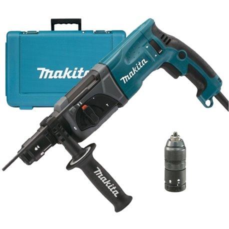 Martillo Rotativo SDS-PLUS 24 mm 780 W Makita HR2470T