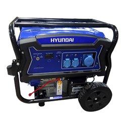 Generador Gasolina Monofásico 5/5,5 Kw/Kva HYUNDAI 82HYG7750E