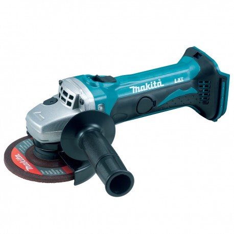 "Makita Esmeril Angular 4-1/2"" - 10.000 rpm. - M14 - 1,9 kg. Cod BGA452Z"