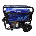 Generador Gasolina 6/6,5 Kw/Kva Partida eléctrica monofásico Abierto HYUNDAI 82HYG9250E