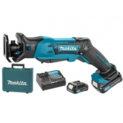 Sierra Sable Inalámbrica 12V Makita JR103DSAE