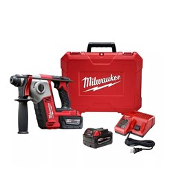 Rotomartillo Inalámbrico Sds-Plus 18V Milwaukee 2612-259