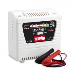 Cargador de Batería 6/12V 220V Telwin Touring 11