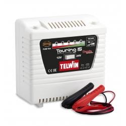 Cargador de Batería 12/24V 220V Telwin Touring 15