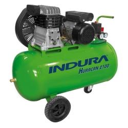 Compresor 2 HP Indura Huracán 2100