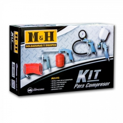 Kit Compresor 5 Pcs P/N MyH 601877000