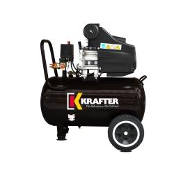 Compresor 2.5 HP - ACK 50 Lts. 220 V Krafter 4449000005025