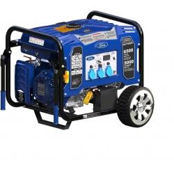 Generador 6.5 KVA Abierto Gasolina Ford FG7750PE