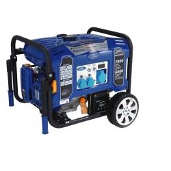 Generador 7.5 KVA Abierto Gasolina Ford FG9250PE